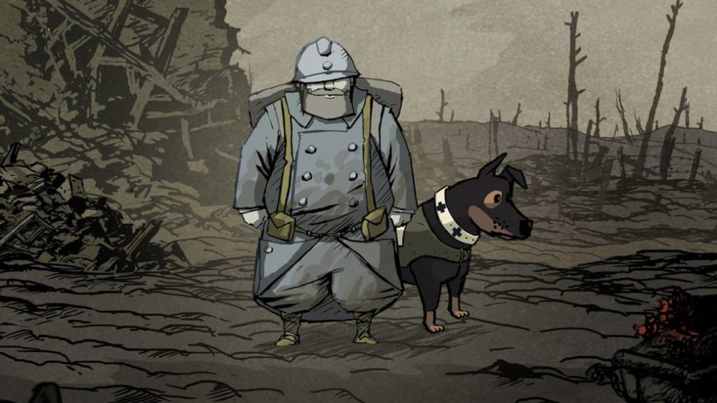 Valiant Hearts: The Great War, free for PC only for a few days