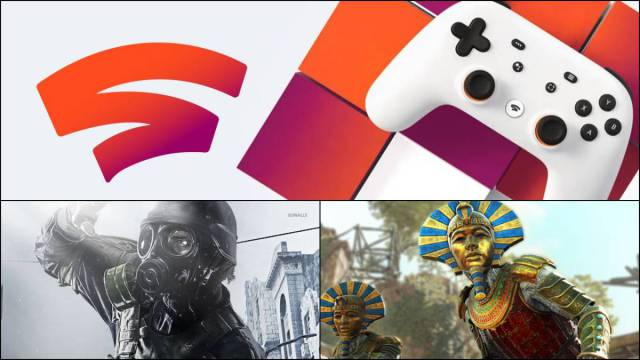 Free Games August