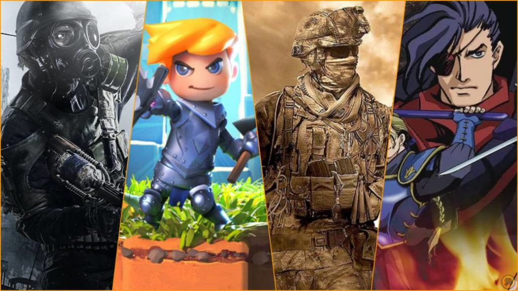 Free August games from PS Plus, Xbox Gold, Twitch Prime and Stadia Pro