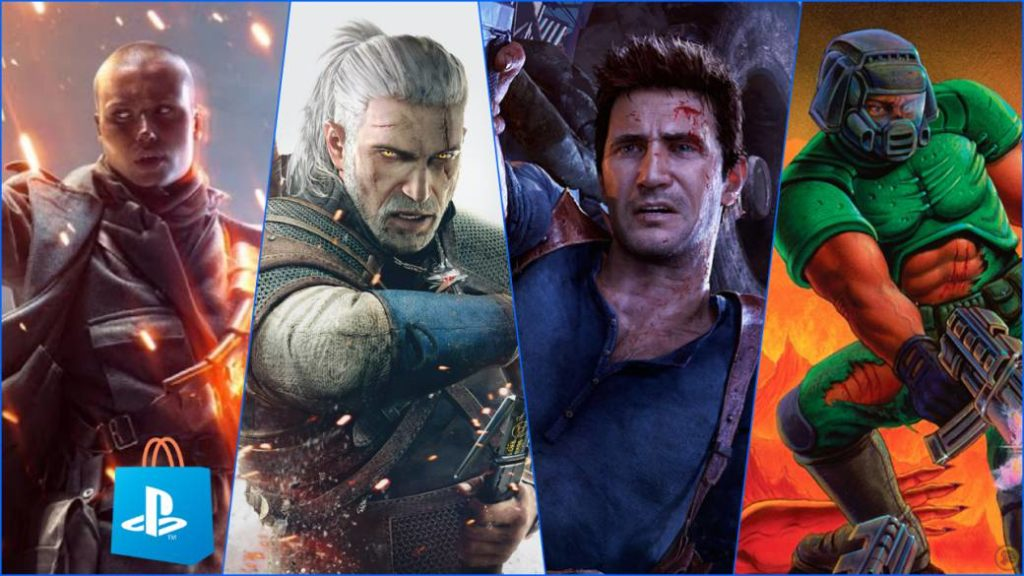 PS4 Offers: 9 essential games for less than 10 euros