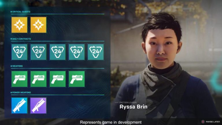 Anthem unveils changes to its loot system