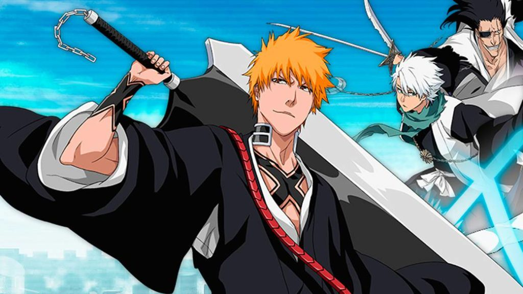 The Bleach manganime receives his own action game for Steam with Brave Souls