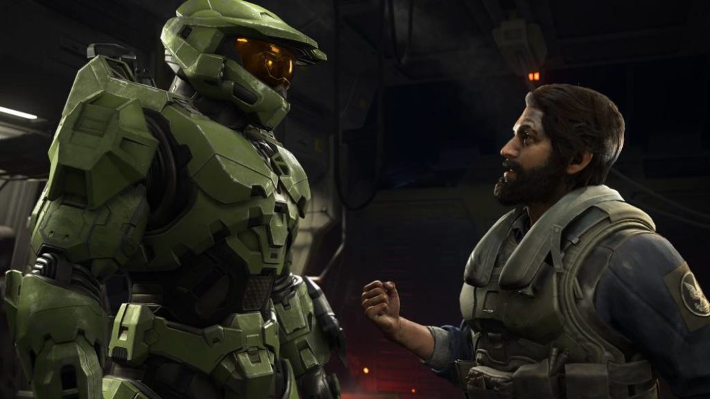 343 Industries denies rumors: Halo Infinite multiplayer will arrive at launch