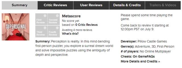 review bombing, metacritic