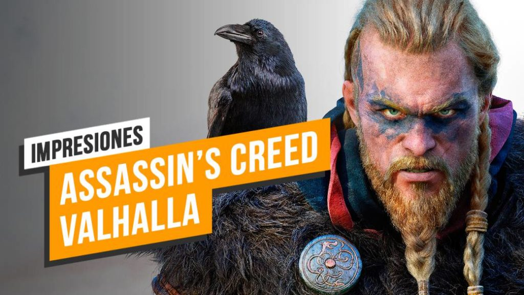Assassin's Creed Valhalla gameplay: we play the new installment