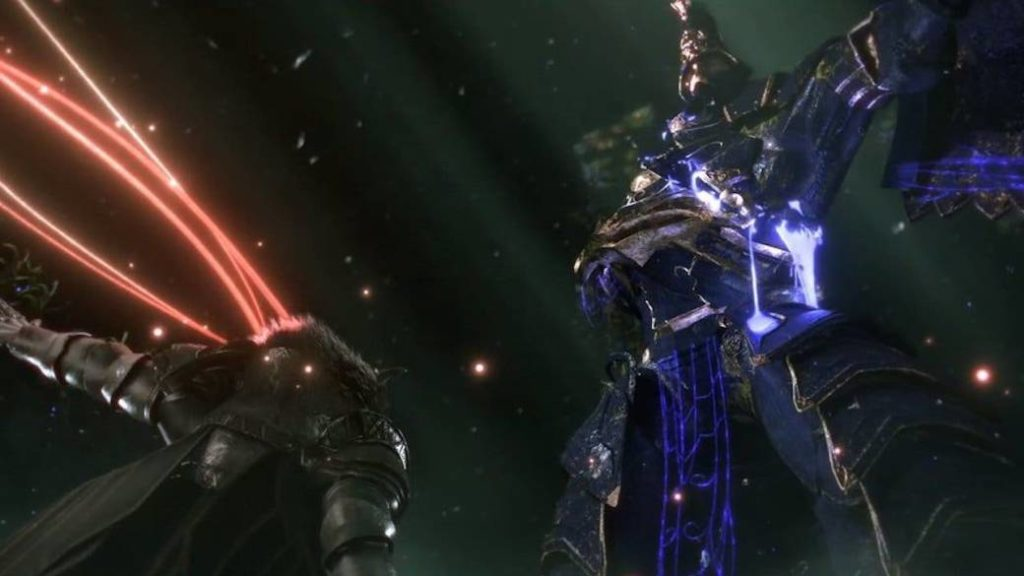 Babylon's Fall development progresses well, according to Square Enix and Platinum Games