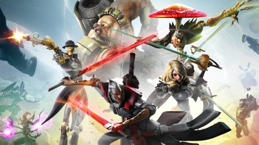 """Battleborn was """"the spearhead"""" of hero shooter, according to Randy Pitchford"""