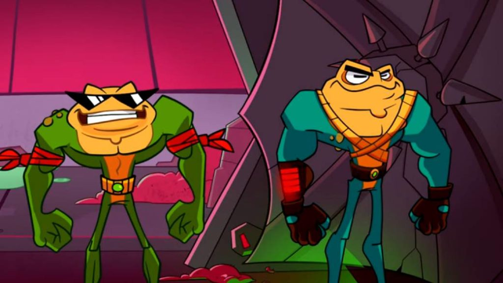 Battletoads will be released on August 20 on Xbox and PC