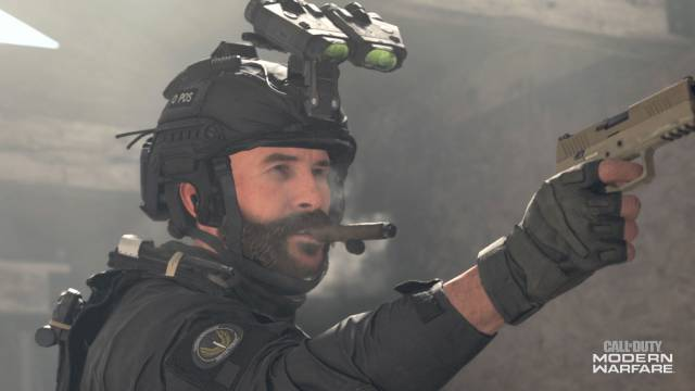 Call of Duty: Modern Warfare and Warzone