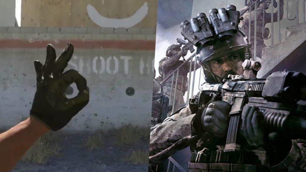Call of Duty: Modern Warfare and Warzone eliminate 'OK' gesture