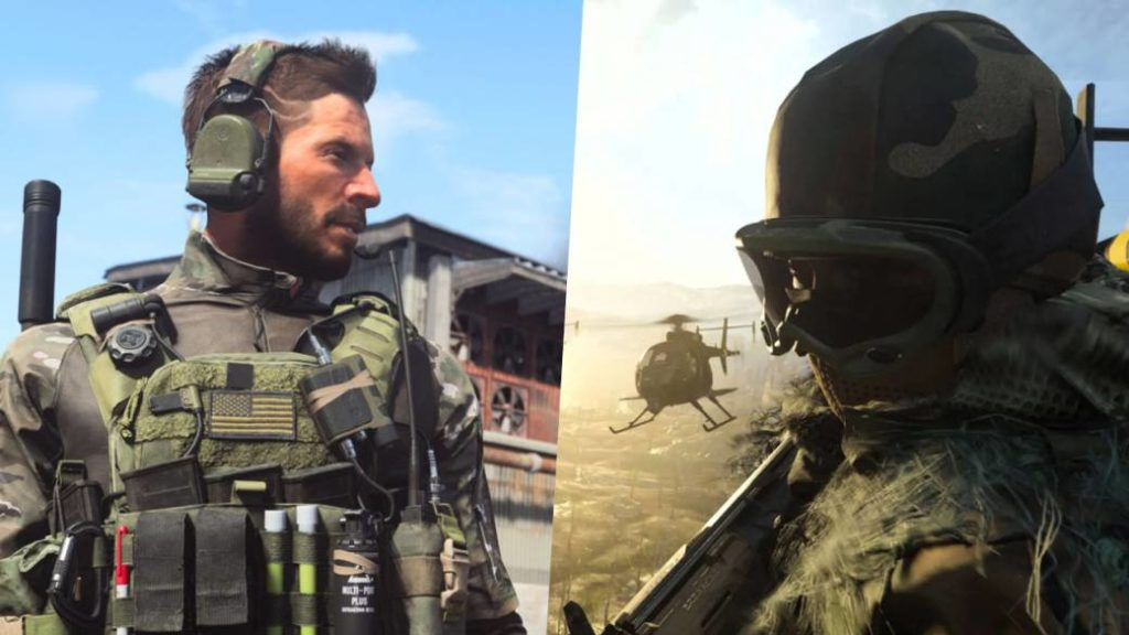 Call of Duty: Modern Warfare and Warzone will feature double points over the weekend