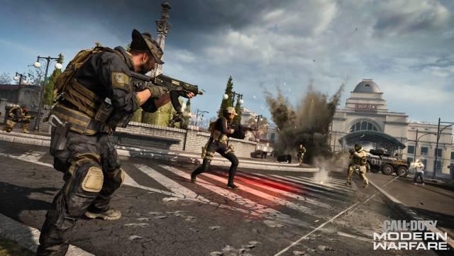 Call of Duty Warzone response UAV battle royale