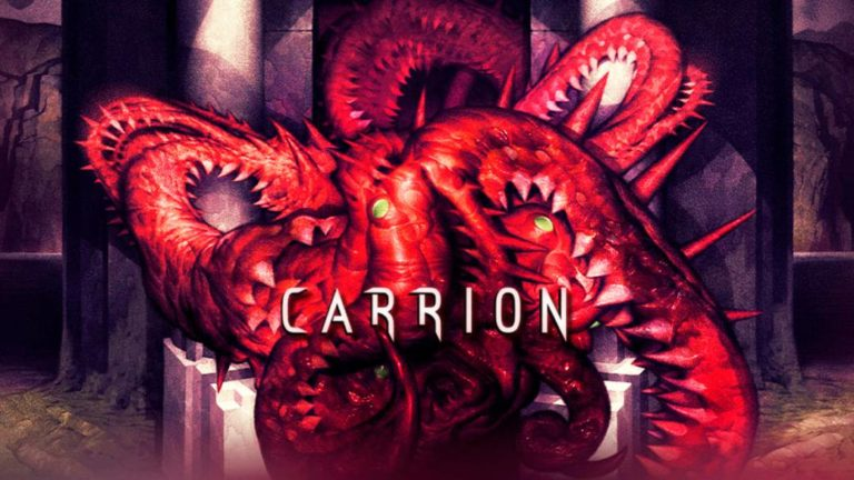 "Carrion, analysis. When ""The Thing"" is you"