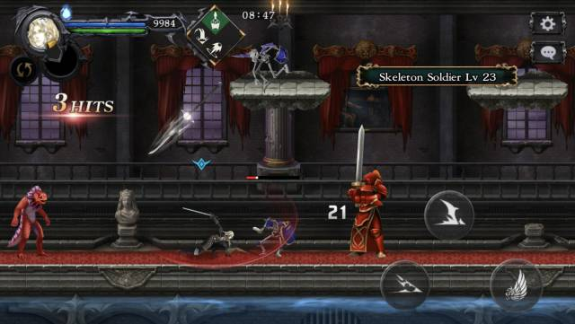 Castlevania: Grimoire of Souls closes its servers in September 2020