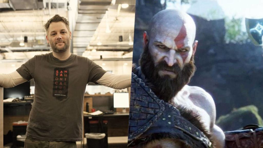 "Cory Barlog, director of God of War: ""Games must go up in price"""