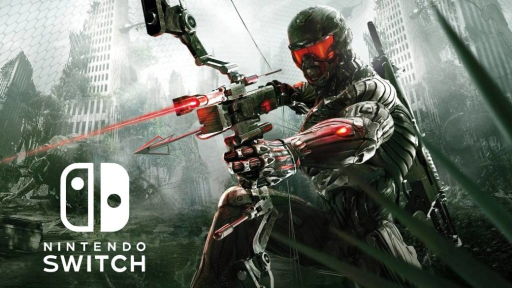Crysis Remastered shows off technical muscle in new trailer on Nintendo Switch
