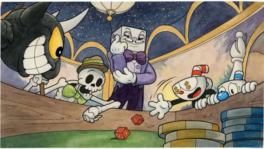 Cuphead will be updated for free on Xbox with numerous extras