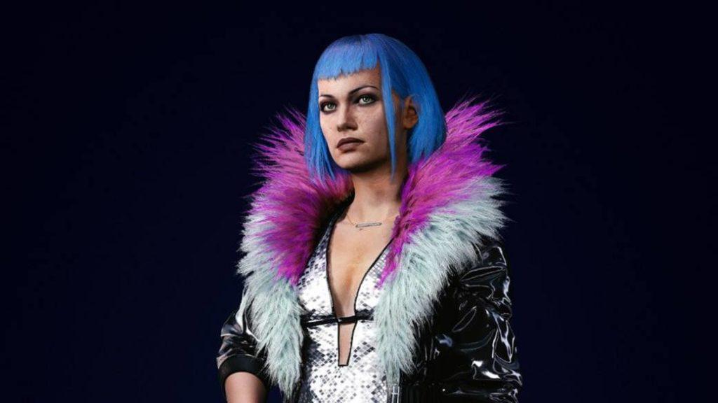 Cyberpunk 2077 details Evelyn Parker's story