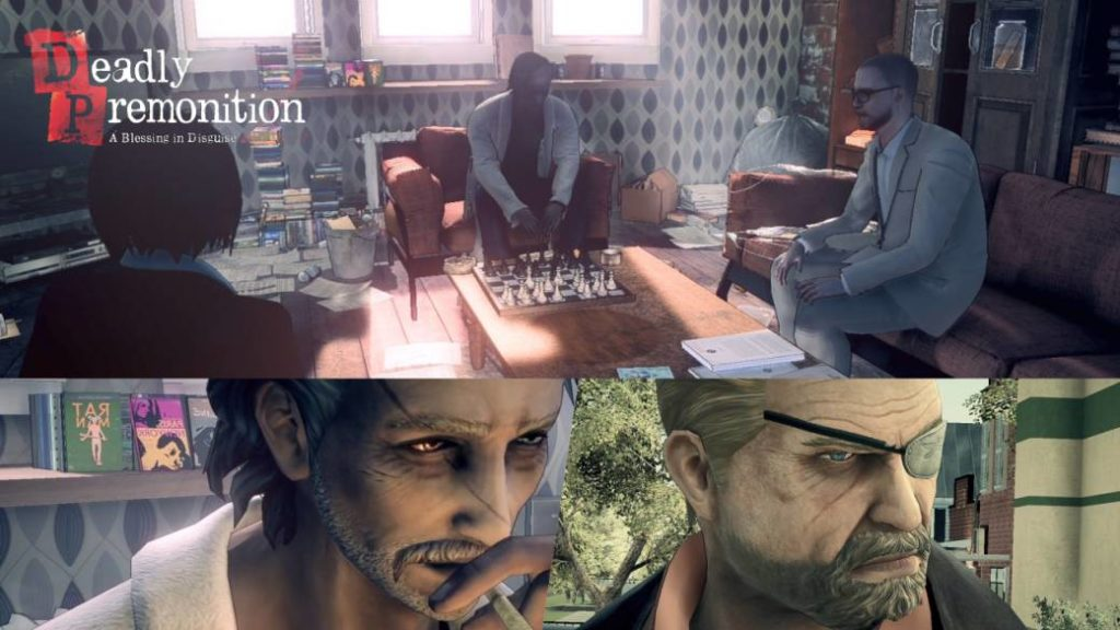 Deadly Premonition 2: Rising Star clarifies that they do work in patches