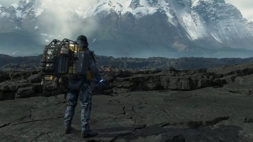 Death Stranding for PC shows off the world with a new ultra-panoramic trailer