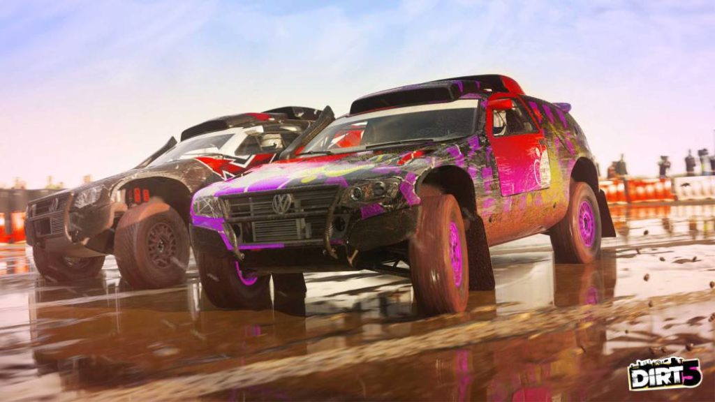 DiRT 5 will run at 120 FPS on PS5; these are its 12 types of vehicles