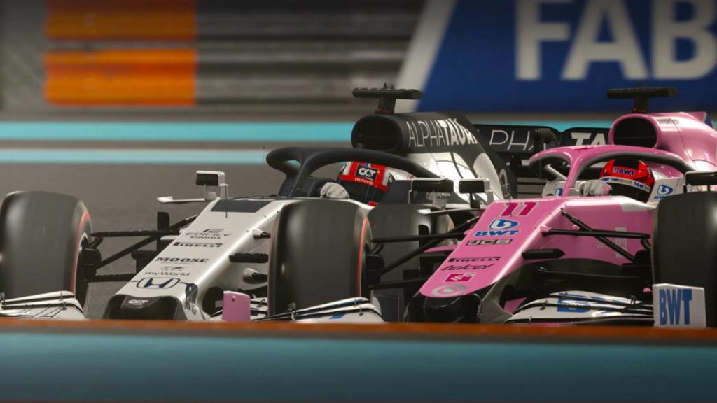 F1 2020 presents a new trailer with its characteristics
