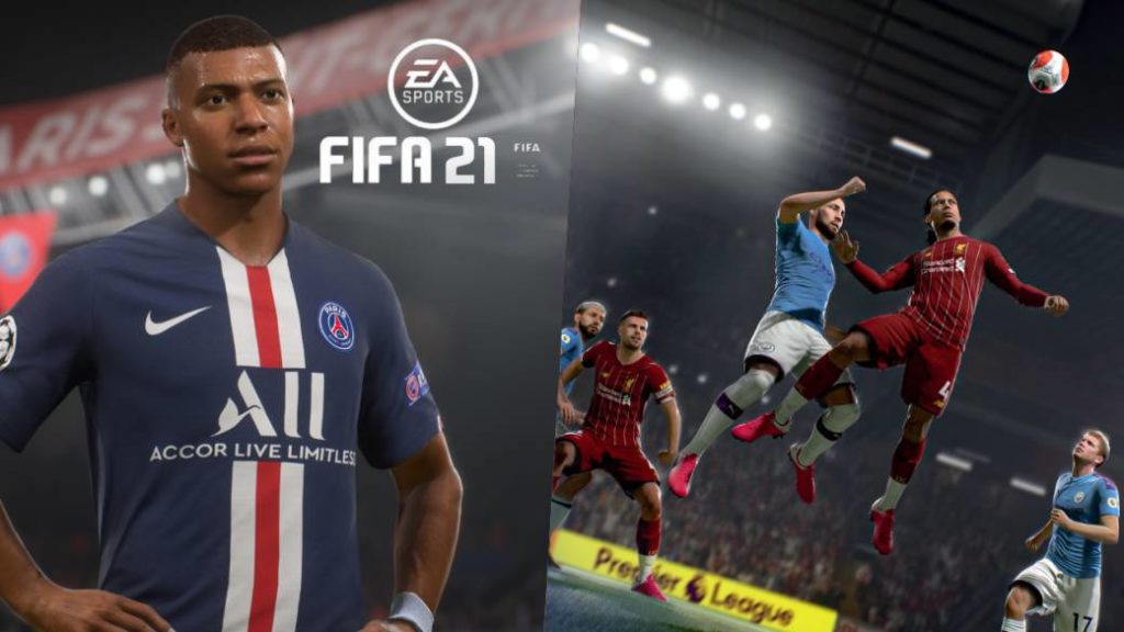 FIFA 21 reveals the date and time of its new trailer