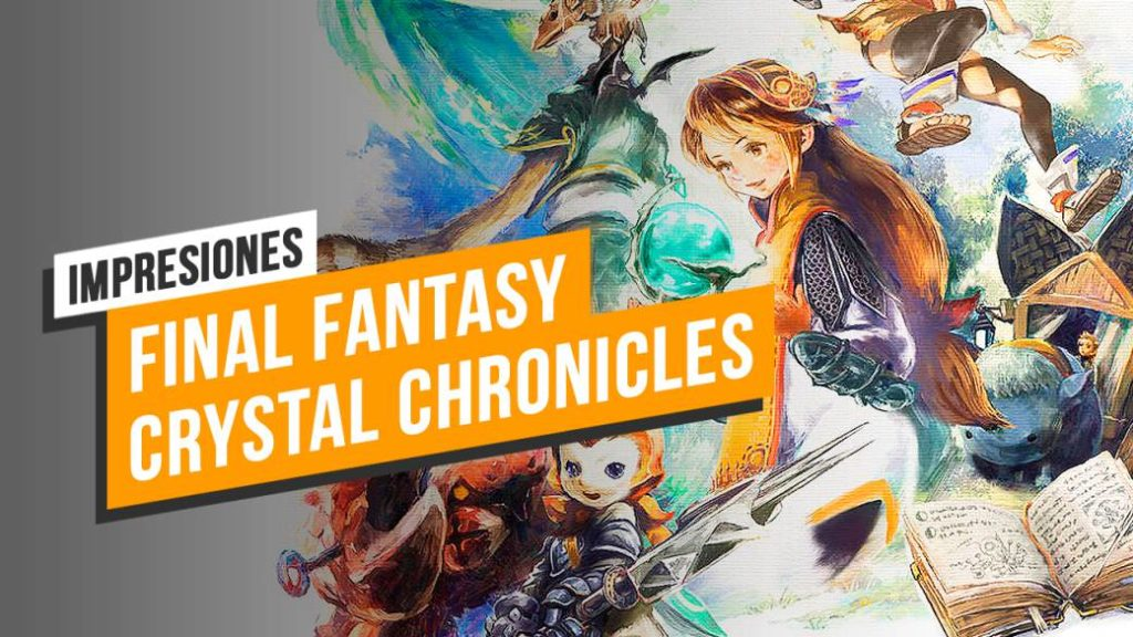 Final Fantasy Crystal Chronicles, a different adventure