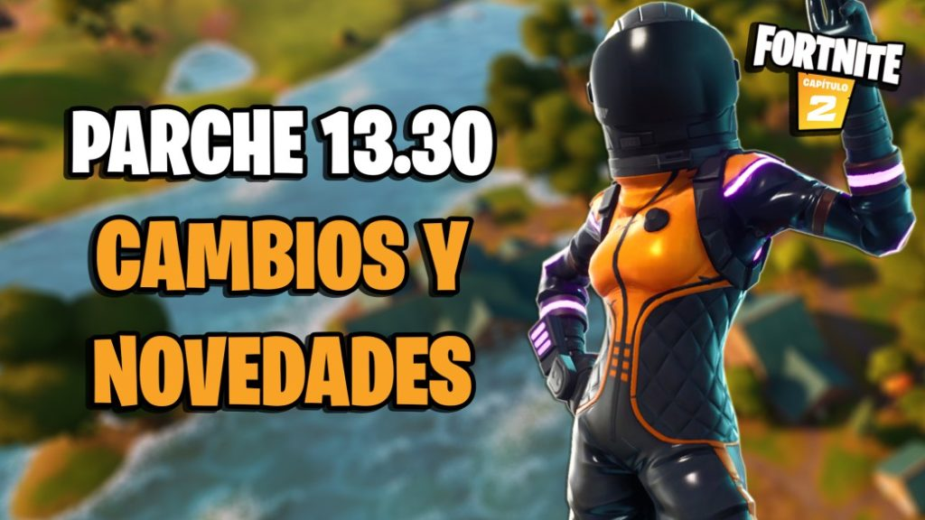 Fortnite – 13.30 patch notes – update updates and changes