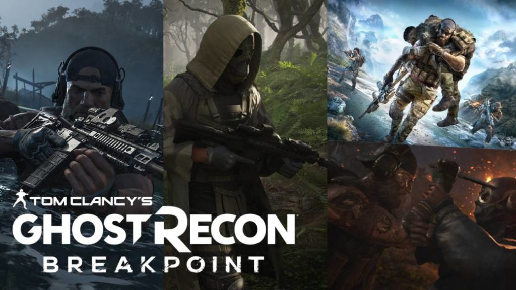 Ghost Recon Breakpoint will present news at the Ubisoft Forward event