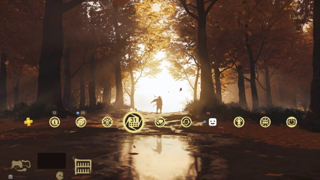Ghost of Tsushima: how to download the new Dynamic Theme for PS4 for free