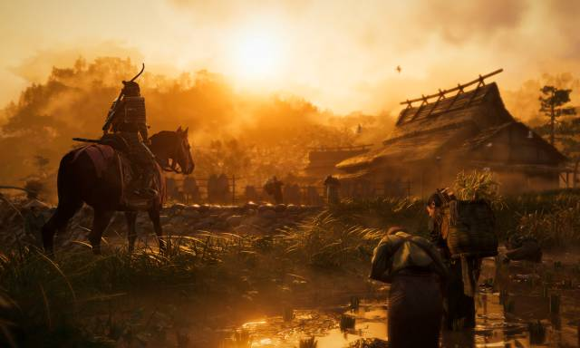Ghost of Tsushima is updated with a new level of difficulty and much more