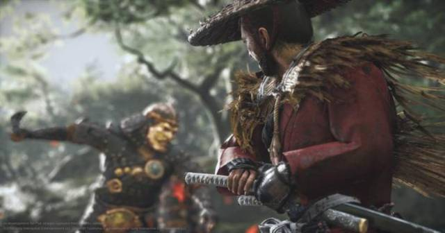 Ghost of Tsushima load times were artificially lengthened to read tips