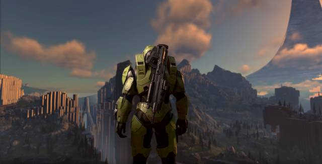 Halo Infinite review gameplay campaign xbox series x