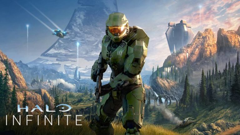 Halo Infinite unveils its official cover art for PC, Xbox Series X and One