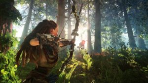 Horizon Zero Dawn: Complete Edition is out August 7 on PC; new trailer