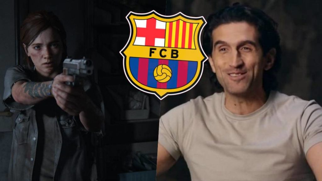 Josef Fares compares Naughty Dog with FC Barcelona