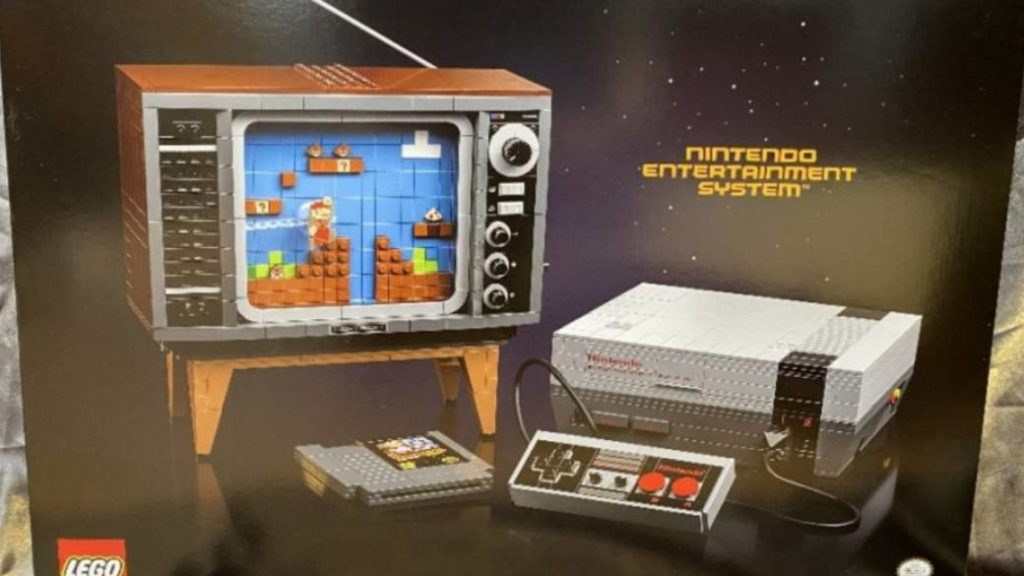 LEGO Super Mario will have a special edition of NES; first details