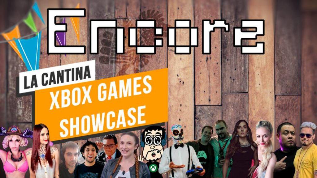 La Cantina Encore: Xbox Games Showcase