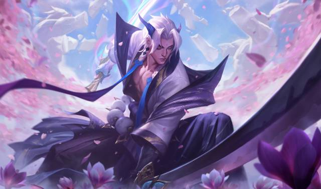 League of Legends Yone new champion brother Yasuo skills new cinematic