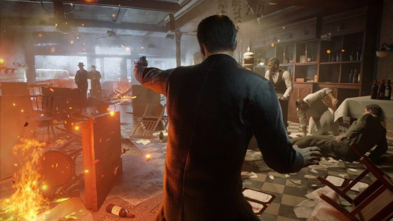 Mafia: Definitive Edition delayed until September