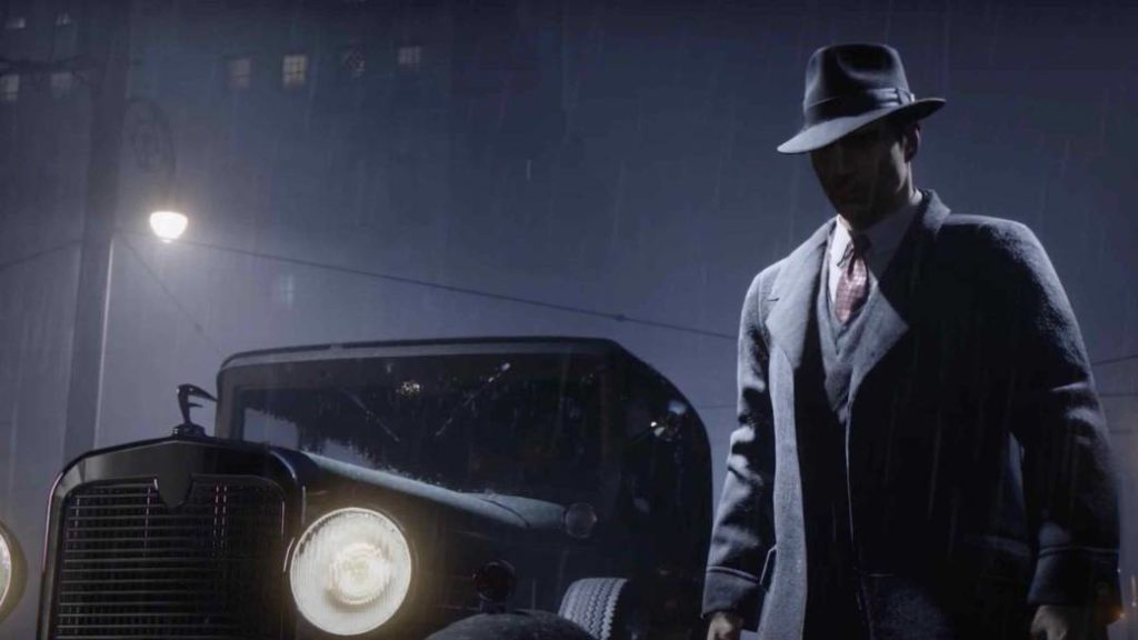 Mafia: Definitive Edition shows almost 15 minutes of gameplay