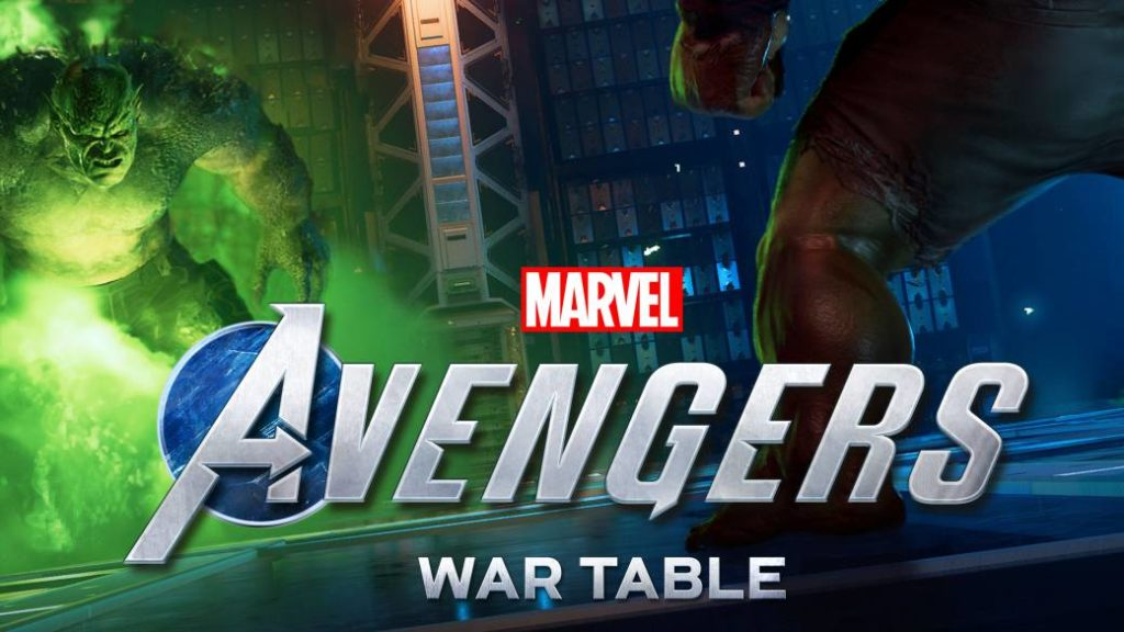 Marvel's Avengers War Table: time and how to see the BETA news live