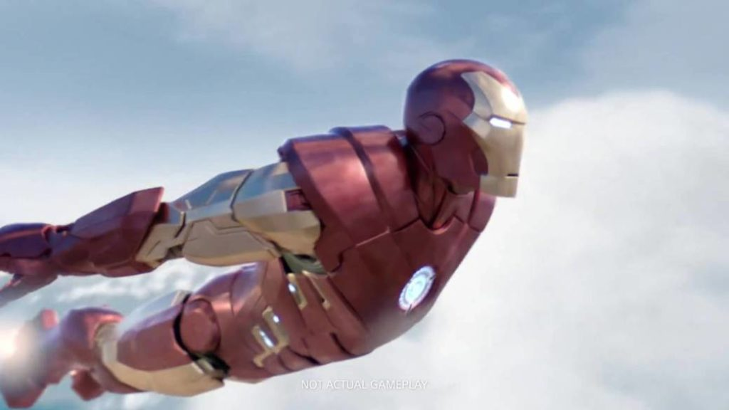 Marvel's Iron Man VR takes flight in its launch trailer