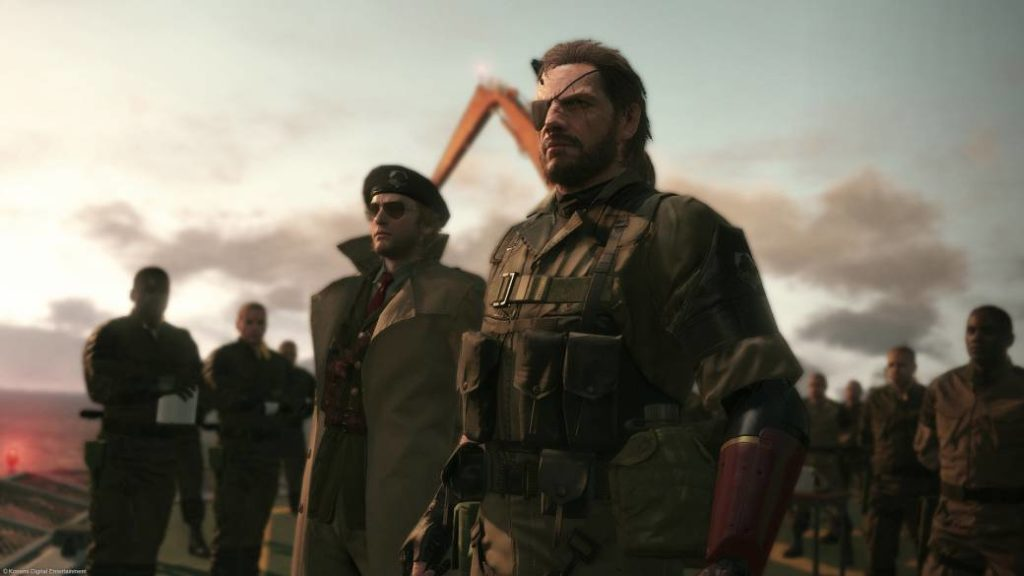 Metal Gear Solid 5: unlock a secret scene 5 years after its release