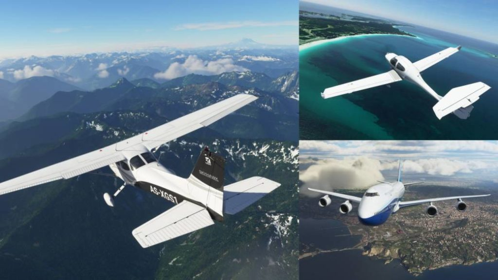Microsoft Flight Simulator confirms its launch on Steam; will be VR compatible