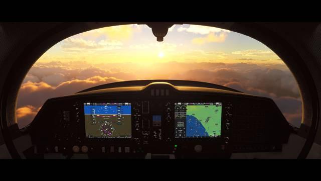 Microsoft Flight Simulator dates its closed beta for Xbox Insiders