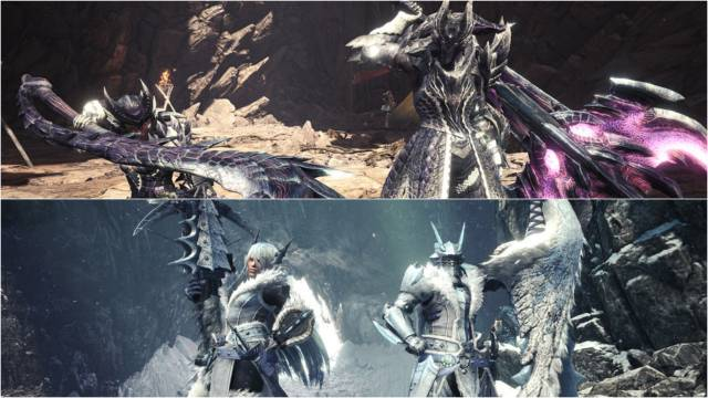 Monster Hunter World Iceborne Capcom Confirms The Content Of
