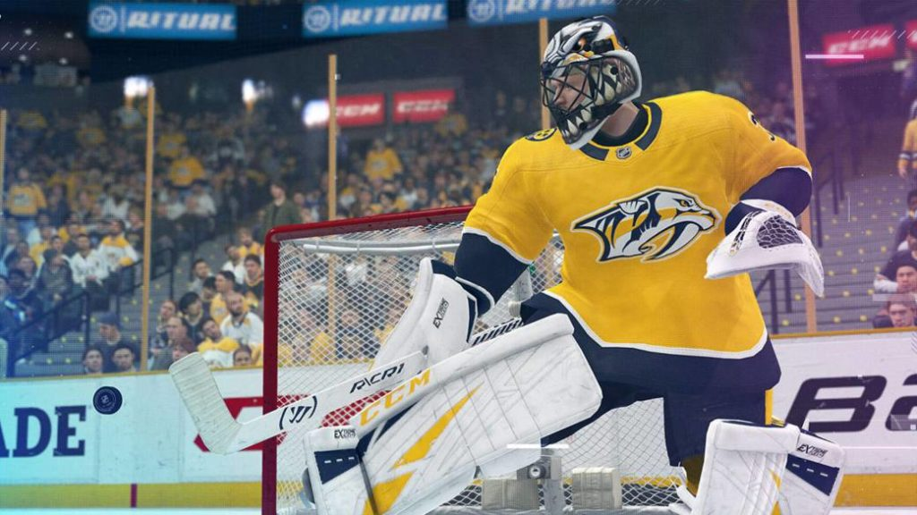 NHL 21 will not have a version on PS5 and Xbox Series X, but it will be backward compatible