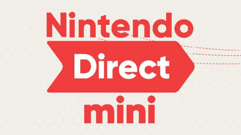Nintendo Direct Mini live and direct online